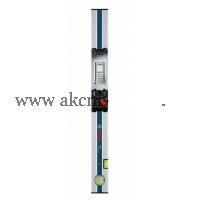 lišta, vodováha bosch R 60 Professional 0601079000, pro použití s měřičem bosch GLM 80